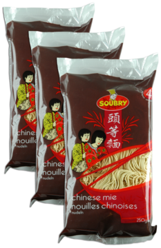 Soubry Chinese Mie Nudeln (64418)