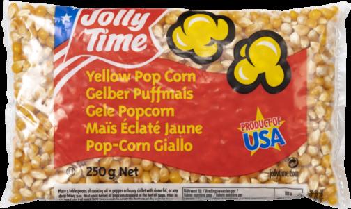 Jolly Time Pop Corn yellow (7800)