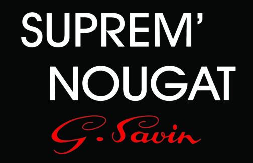 Suprem Nougat Logo