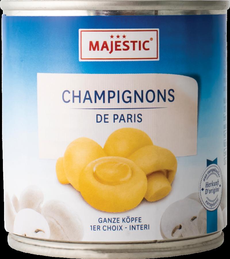 Majestic Champignons ganz (9000)