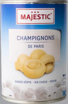 Majestic Champignons entiers (9010)