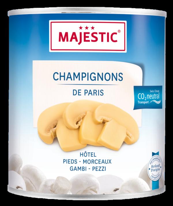 Majestic Champignons hôtel (9220)