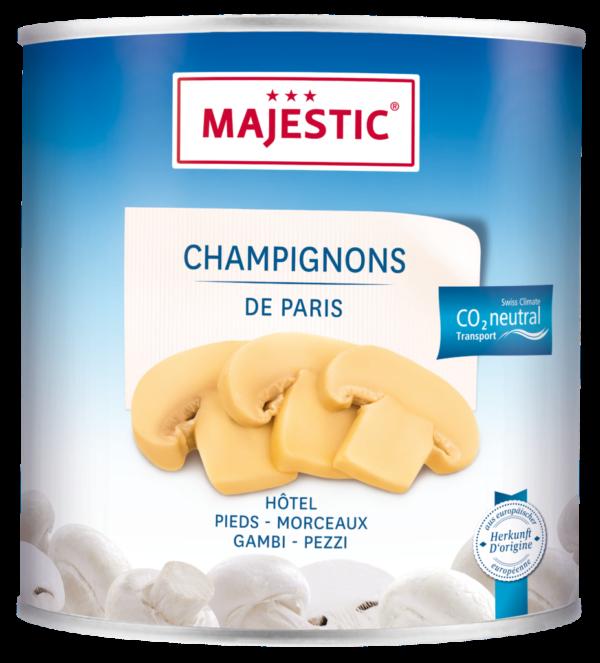 Majestic Champignons hôtel (9230)