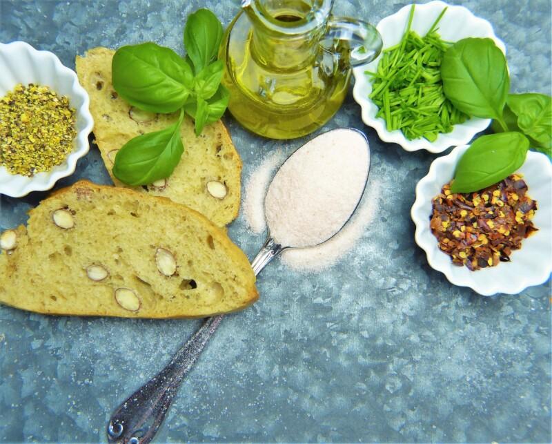 Glutenfreie Nahrung